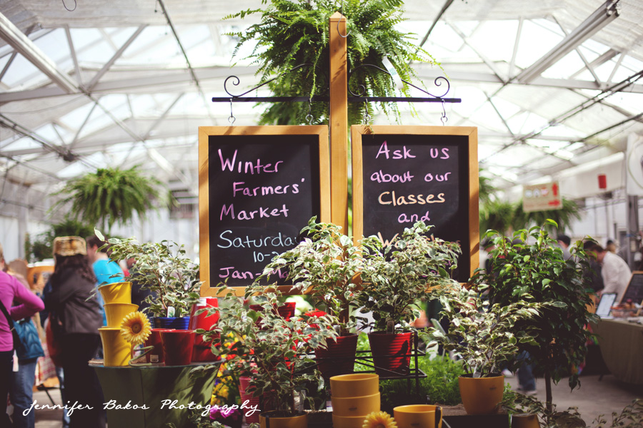 Winter Farmers Market NH Food Photographer Jennifer Bakos Photography