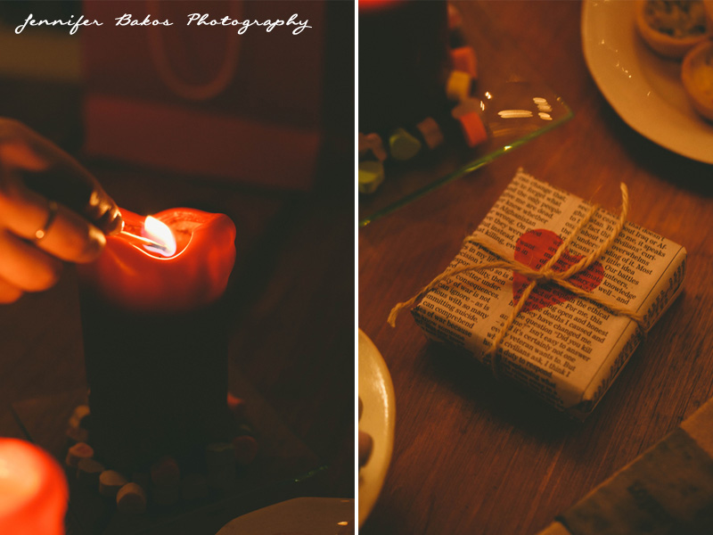 candle light present pinterest paper heart valentine food food photographer
